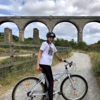 I Rode a Bike!!